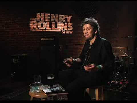 Interview with Shane MacGowan Henry Rollins Show