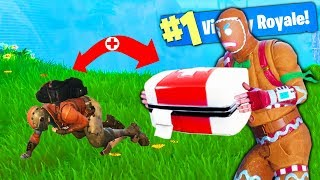 MEDIC ONLY CHALLENGE in Fortnite Battle Royale