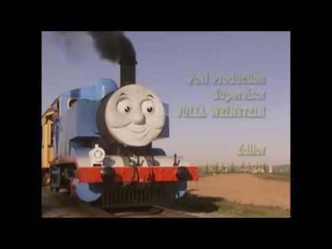 Thomas' Anthem ¦ Extended 10 Years of Thomas Grand Finale Version