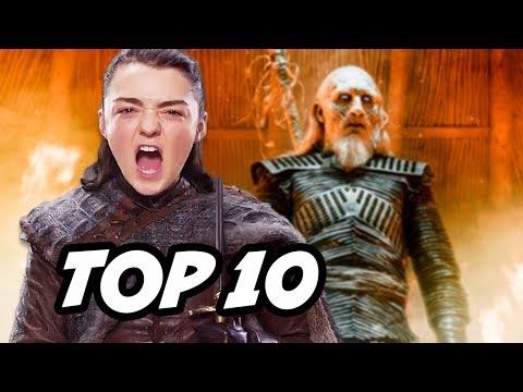 Game Of Thrones Season 7 TOP 10 Death Predictions