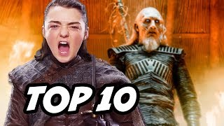 Game Of Thrones Season 7 TOP 10 Death Predictions