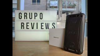 Blackview BV5500 - Unboxing y primeras impresiones del teléfono resistente más económico