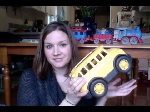 Eco Toys- Ep. 1: GREEN TOYS