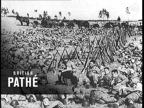 Pathe Gazette Special - Polish Army Manoeuvres (1939)