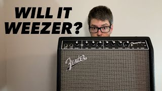 """How to Get Weezer's """"Say It Ain't So Sound"""" With The Fender Champion 40"""
