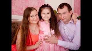 Студийная семейная фотосессия(, 2014-05-10T10:32:11.000Z)