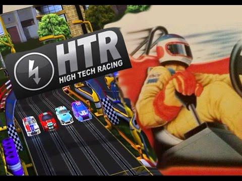 [PC Game] HTR + Slot Car Simulation - Velocità Elettrica! |