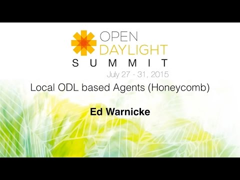 Local ODL based Agents (Honeycomb)