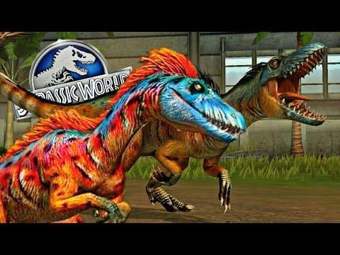 Em busca do Tanycolagreus! Evolução da Tartaruga Ninja Henodus - Jurassic World o Jogo [The Game]