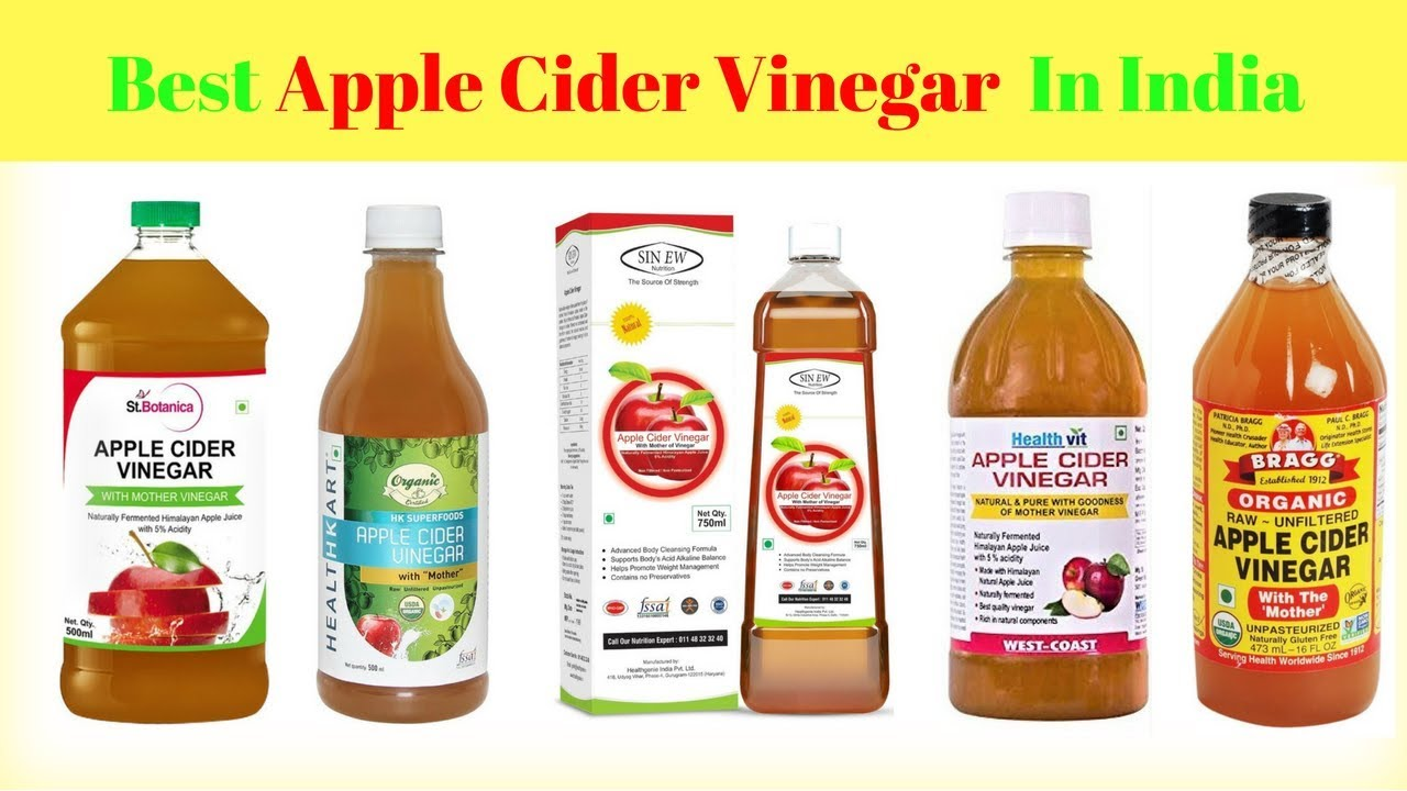 Best Apple Cider Vinegar Brands In India With Price 2018 I Popular New Arrival Bragg 473 Ml Riaslist Rialist Riaslistchannel