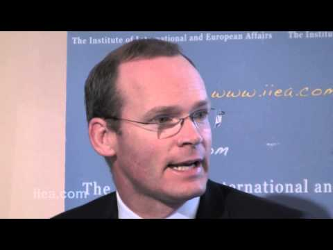 Simon Coveney on CAP Reform Under the Irish Presidency