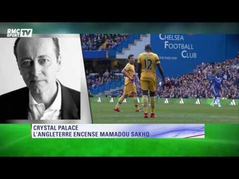 Philippe Auclair raconte l'effervescence de l'Angleterre pour Mamadou Sakho