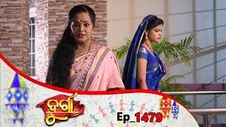 Durga | Full Ep 1479 | 6th Sep 2019 | Odia Serial – TarangTV