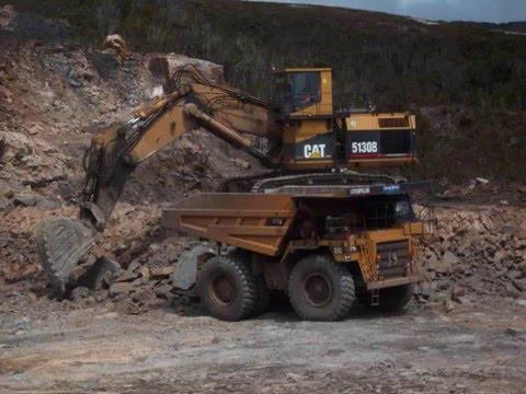 Stockton Opencast Coal Mine