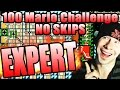 AWESOME LEVELS / MINI GAMES ~ Super Mario Maker [100 MARIO EXPERT NO SKIP]