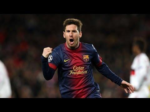 Los mejores goles de Messi en la Champions League | Top 5 | Messi Best Goals