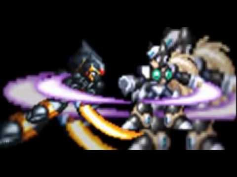 14 Megaman X VS ZERO DECISIVE BATTLE 1 Y 2