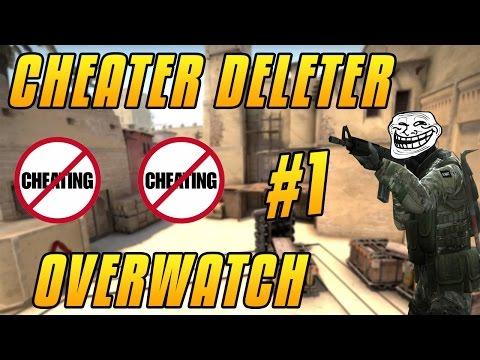 CSGO Overwatch - Cheater Deleter #1