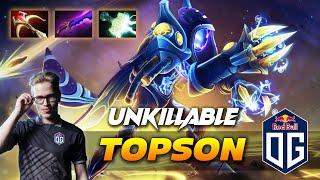 TOPSON UNKILLABLE ARC WARDEN - Dota 2 Pro Gameplay [Watch & Learn]