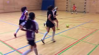 Futsal Social Club Luxembourg- 06/02/2018 - Amazon W VS BIL W