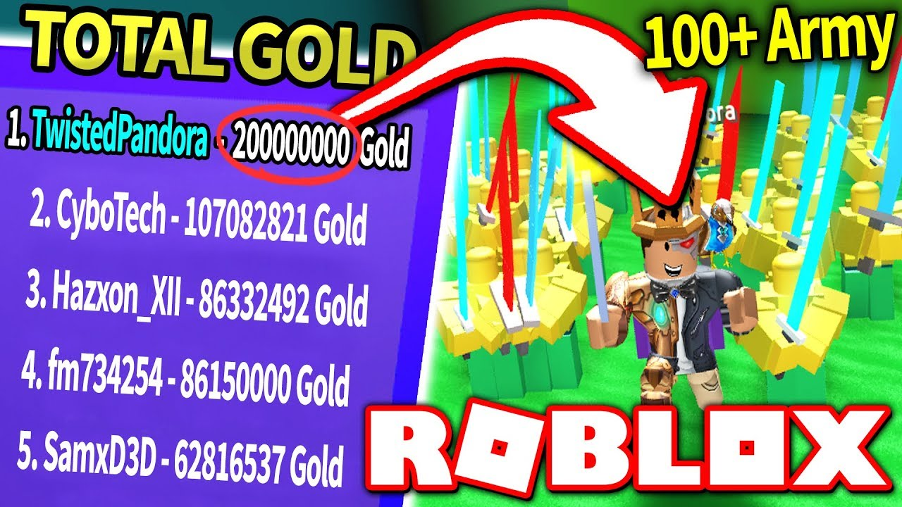 Buying The Strongest Sword In Roblox Army Control Simulator - I Created The Biggest Army In Army Control Simulator Worth 200 Million Gold Roblox