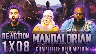 The Mandalorian - 1x8 Redemption - Group Reaction