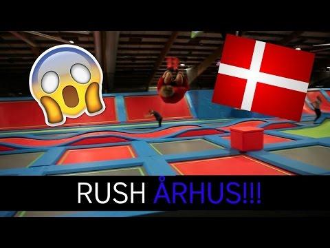 TRAMPOLINER OVER ALT!!! - Rush Århus