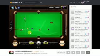 BILLIARD BLITZ SNOOKER START Nº1 | JUEGUEANDO