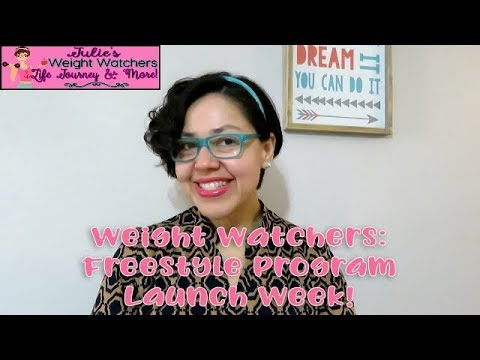 Weight Watchers: Freestyle Program Launch Week!