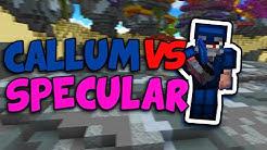 Specular vs Refraction