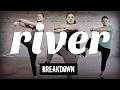 'River' - by Bishop Briggs - Cardio Dance Choreography Breakdown