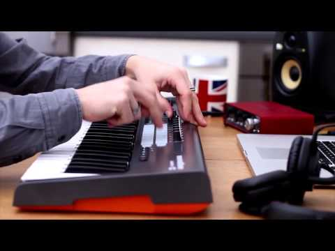 Novation Launchkey 49-Key MIDI Keyboard Controller Performance | Full Compass