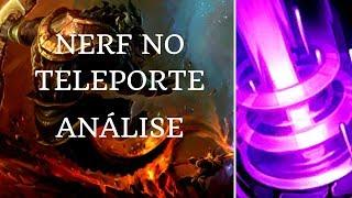 NERF NO TP - IMPACTOS NO JOGO INTEIRO (ANÁLISE)