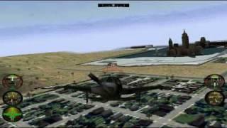 Crimson Skies Playthrough (PC) Mission 11-1 HARDEST mode (The stolen starlet)