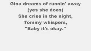 Bon Jovi- Livin On A Prayer (Acoustic) Lyrics