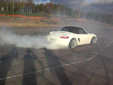 Porsche Boxster Drift Youtube