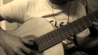 ánh trăng nói hộ lòng tôi (guitar cover)