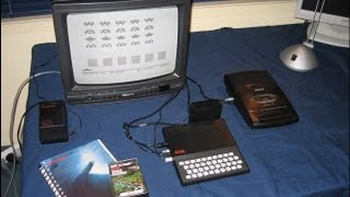 Video The Sinclair ZX81: As seen in Tezza's classic computer collection download MP3, 3GP, MP4, WEBM, AVI, FLV Oktober 2018