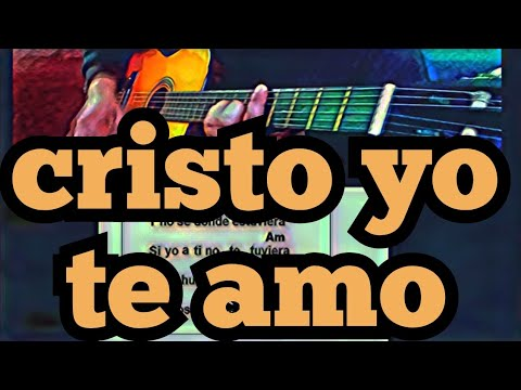 69 Mb Cristo Yo Te Amo Chords Free Download Mp3