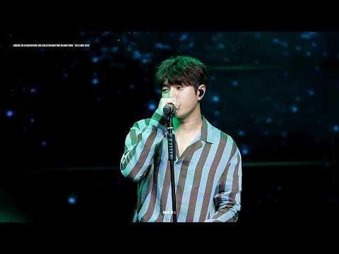 180930 2018 Kim Myung-Soo Solo Fan Meeting in New York 'TALK AND TALK' INFINITE 엘 명수