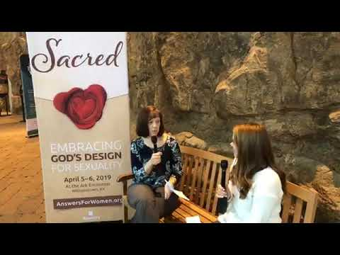 2019 Answers for Women—Sacred: Embracing God's Design for Sexuality