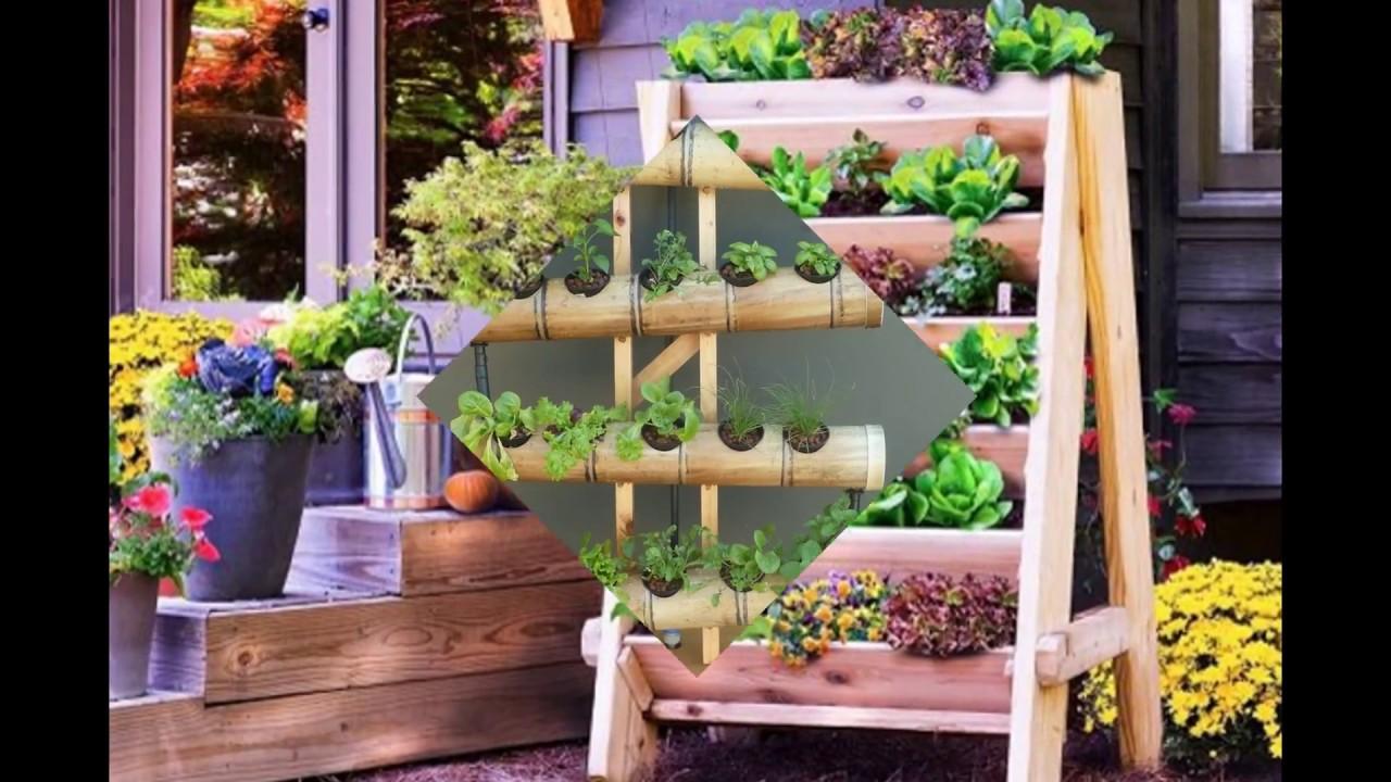 Vertical Gardening For Balconies