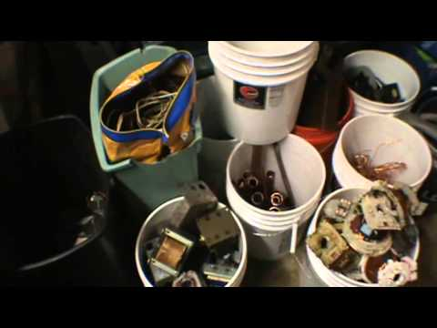 Two Minute Tip #8: How to Organize your scrap metal to make more money!