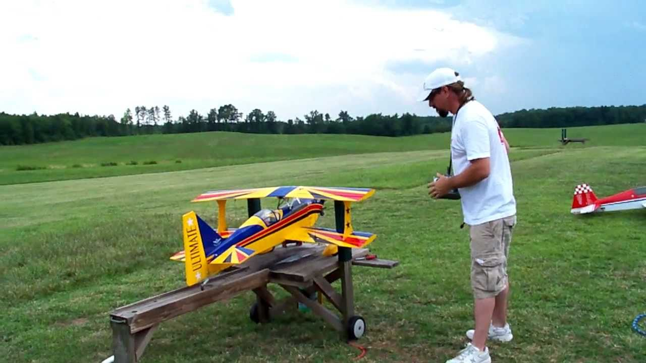 Seagull Ultimate 90 Rc Plane Youtube