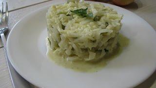 Луковый салат по-польски | Рецепт вкусного салата | Польская кухня | Polish cuisine