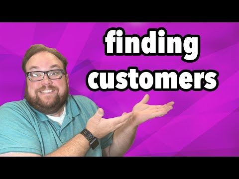 Where do I find my customers for printing and promotional products – vlog 320 – Print Shop Updates