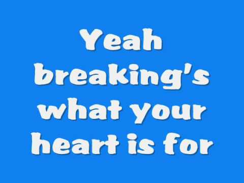 Breakin' - The All American Rejects *With Lyrics* mp3