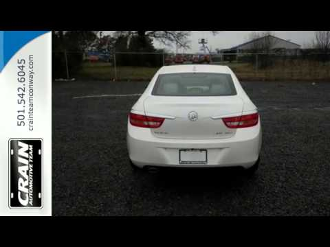 2014 buick verano conway ar little rock ar 4bc3860 sold youtube. Black Bedroom Furniture Sets. Home Design Ideas
