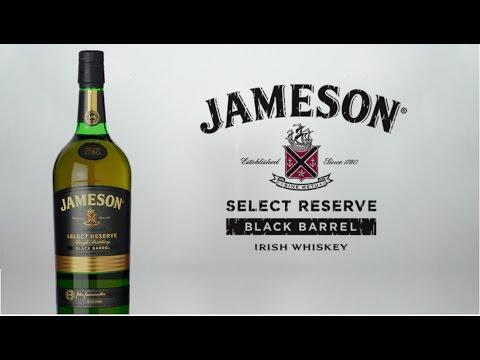 Jameson Irish Whiskey, Black Barrel Select Reserve - Review #2