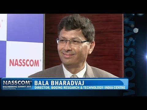 Bala Bharadvaj, Director, Boeing Research & Technology